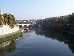 Roma, cadavere di una anziana trovato nel Tevere