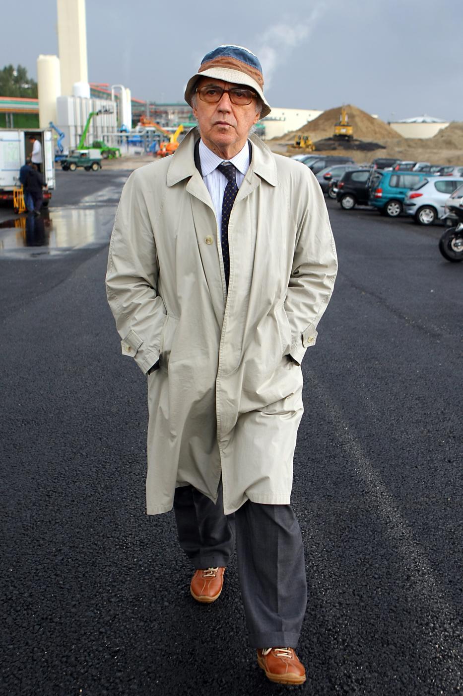 """Chi è Manlio Cerroni, Mr. Malagrotta, il """"re della monnezza"""" di Roma"""