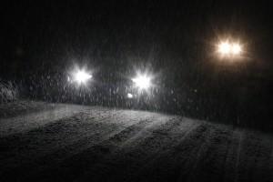 Maltempo, da mercoledì arriva l'inverno (foto Ansa)