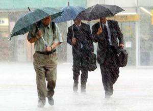 Maltempo, pioggia e freddo in arrivo nel week end del 18 e 19 gennaio