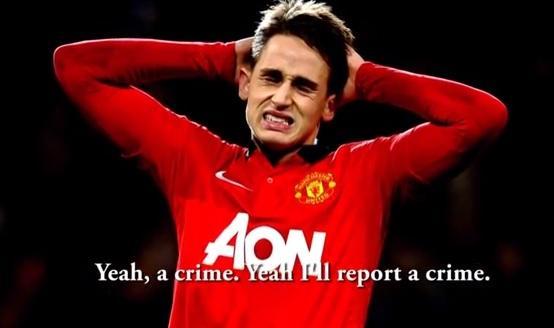 """Man. United, tifoso chiama polizia: """"Passatemi Ferguson... siamo spazzatura"""""""