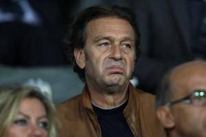 Massimo Cellino (foto LaPresse)