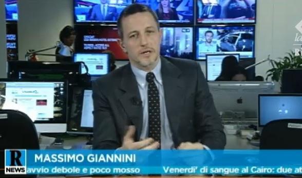 """""""Renzi, conflitto di interessi, Berlusconi: Letta lo inchioda"""": Massimo Giannini"""