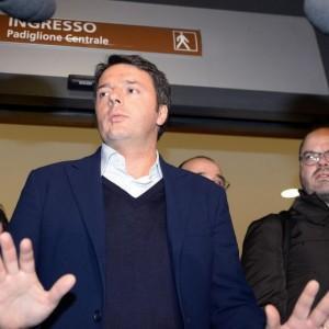 """Matteo Renzi da Pierluigi Bersani: """"Sei tosto, ti aspetto per discutere ancora"""""""