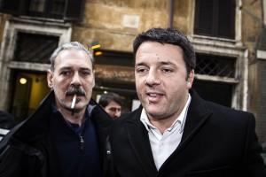 L'arrivo di Renzi al direttivo Pd