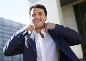 """Matteo Renzi: """"A giorni Job Act, 3 punti. Primo, creare lavoro. Ultimo, art. 18"""""""