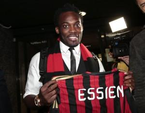 Essien, rinforzo a costo zero per il Milan