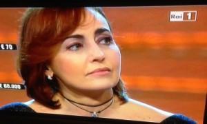 """Michela Parrini a """"Affari Tuoi"""""""