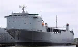 La MV Cape Ray