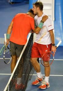 Open d'Australia a Wawrinka, sconfitto a sorpresa Nadal
