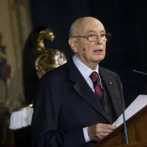 Discorso di Giorgio Napolitano, share in aumento nonostante il boicottaggio