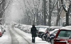 Pioggia e neve nel fine settimana: migliora il giorno della Befana