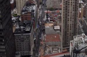 New York, il timelapse dell'hotel più alto d'America