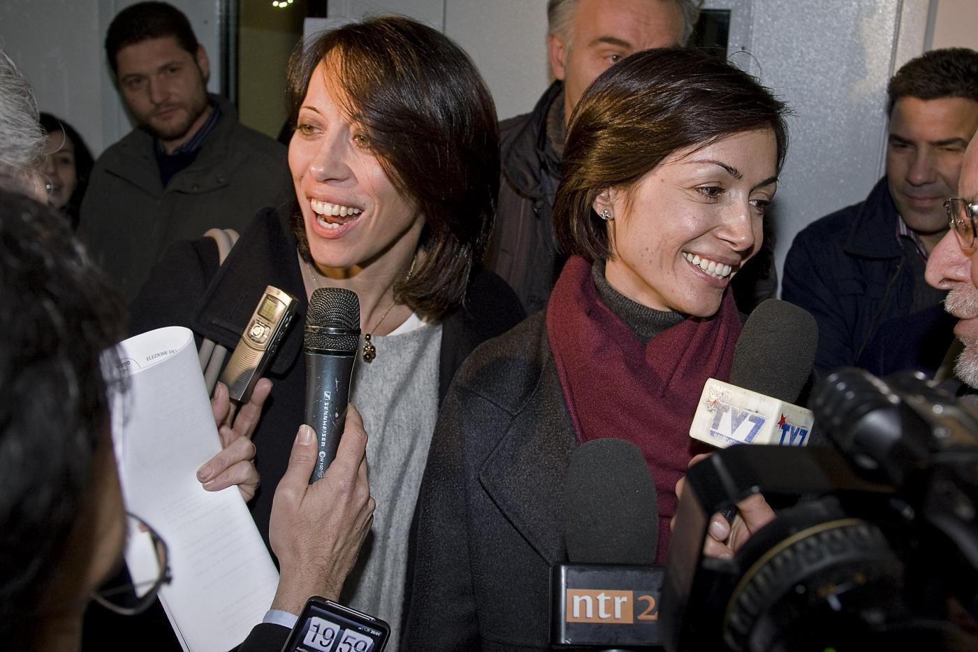 """Mara Carfagna contro Nunzia De Girolamo: """"Che stile... valutiamo la sfiducia"""""""