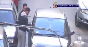 I filmati dell'operazione dei carabinieri a Palermo