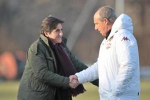 Parma-Torino, formazioni Serie A: Ventura sfida Cassano con Immobile (LaPresse)