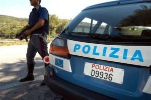 Roma, due poliziotti e un ex agente arrestati per rapina