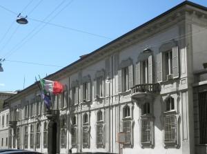 Palazzo Isimbardi, sede della Provincia di Milano
