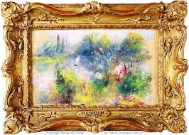 Usa, compra dipinto al mercato per 7 dollari. E' un Renoir