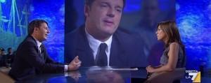 Daria Bignardi, Lina Sotis, Giovanna Melandri: Matteo Renzi dame rosse in trance