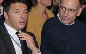 Renzi incalza Letta. Elezioni europee vicine, Pd rischia per Governo inerte