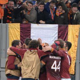Roma ai quarti, Juve eliminata (Ansa)