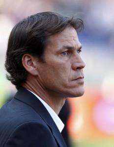 Roma-Sampdoria e Udinese-Inter, formazioni Coppa Italia: in palio i quarti. Rudi Garcia nella foto LaPresse