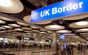 Bulgari e romeni all'ingresso in Gran Bretagna
