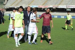 Salernitana vs Nocerina - Campionato Lega Pro 1^divisione girone B 2013/2014