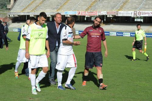 Nocerina esclusa dalla Lega Pro per il derby farsa sotto minaccia degli ultras