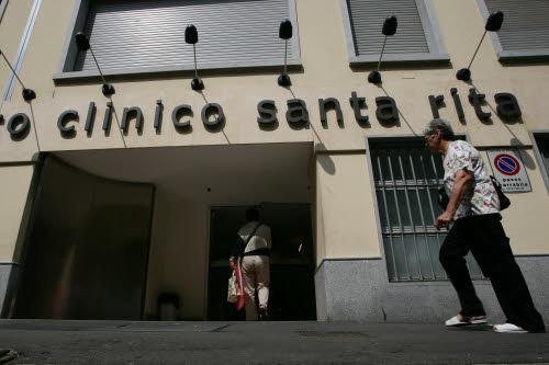 Mala sanita', coinvolto il primario di chirurgia della clinica Santa Rita di Milano