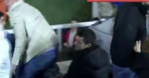 Coppa del Re, tifosi del Santander aggrediscono presidente allo stadio