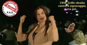 """Sara Tommasi, nuovo video anti signoraggio: """"I diversamente leccaculo"""""""
