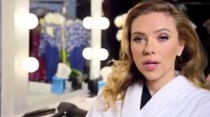 """""""Scusate Pepsi e Coke"""": lo spot di Scarlett Johansson che non andrà in onda"""