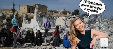 Johansson testimonial di una società israeliana finisce nel mirino degli attivisti per i diritti umani