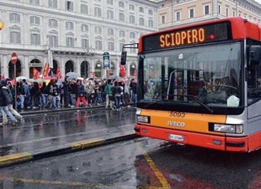 Sciopero nazionale trasporti 24 gennaio 2014: orari e fasce di garanzia