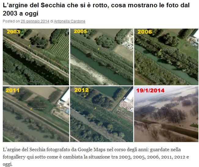 Emilia-Romagna allerta meteo: fiumi sotto osservazione, dal Reno al Secchia