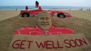 Schumacher, oggi compie 45 anni