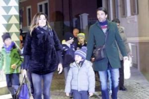 """Gigi Buffon-Alena Seredova verso il divorzio? Dagospia: """"Di mezzo c'è un altro"""""""