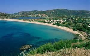 Una spiaggia in Sardegna