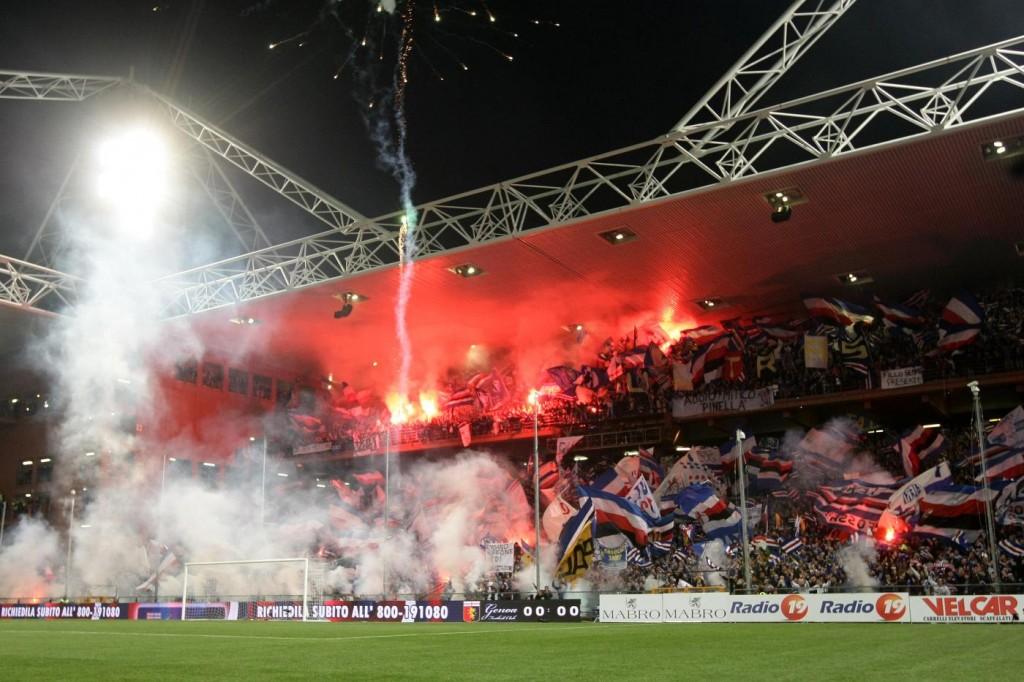 "Derby Genova, Caressa (Sky): ""Spostamento a lunedì? E' resa agli ultrà"""