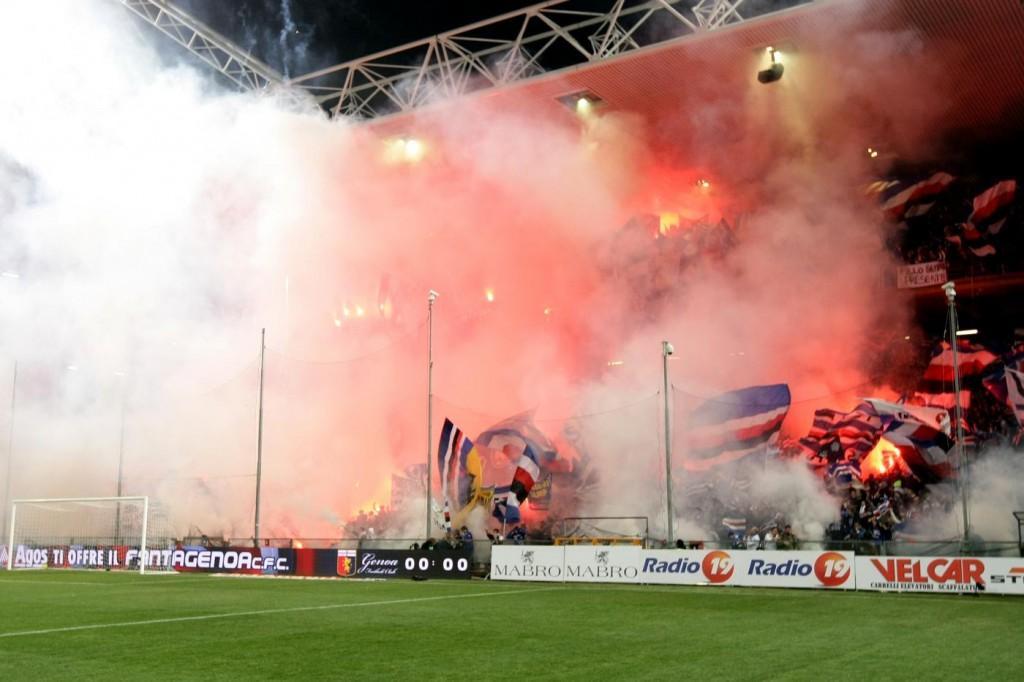 """Derby Genova alle 12:30, curve unite: """"Stadio vuoto. Non entriamo"""""""