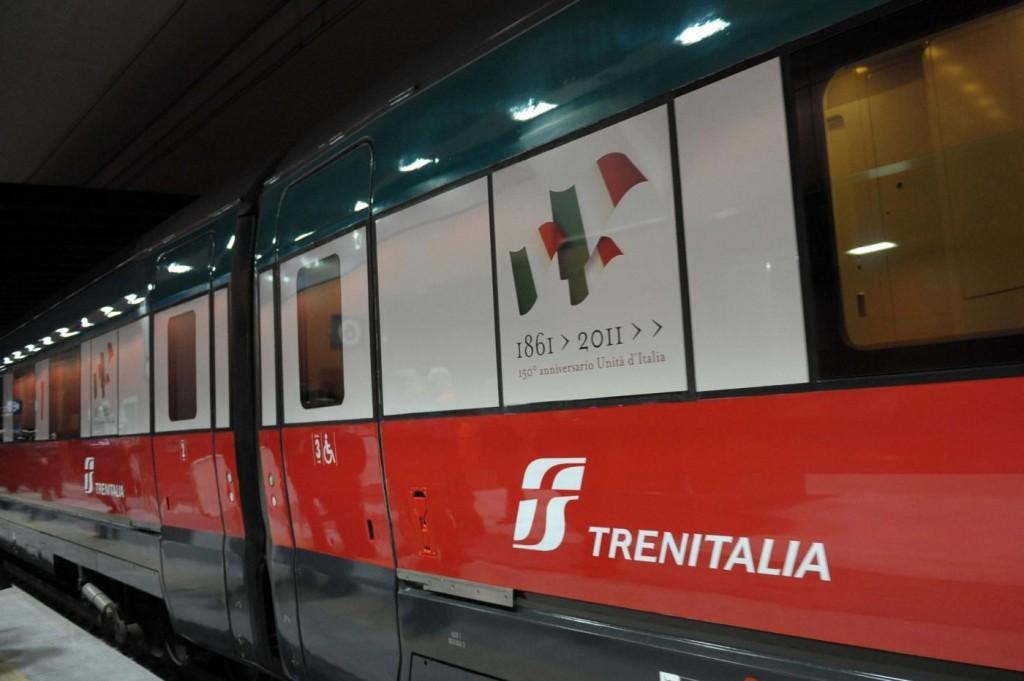 Treno Frecciarossa Roma-Napoli, ritardo di 130'. Passeggeri inferociti