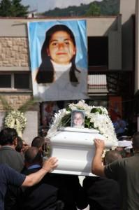 I funerali di Elisa Claps