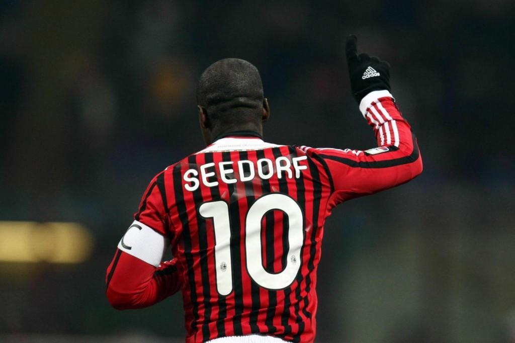Milan, il dopo Allegri è Seedorf. Giovedì 16 gennaio probabile annuncio