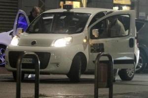 Taxi, sciopero selvaggio a Milano