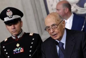 """Napolitano: """"Insulti e minacce agli ebrei sono una miserabile provocazione"""""""