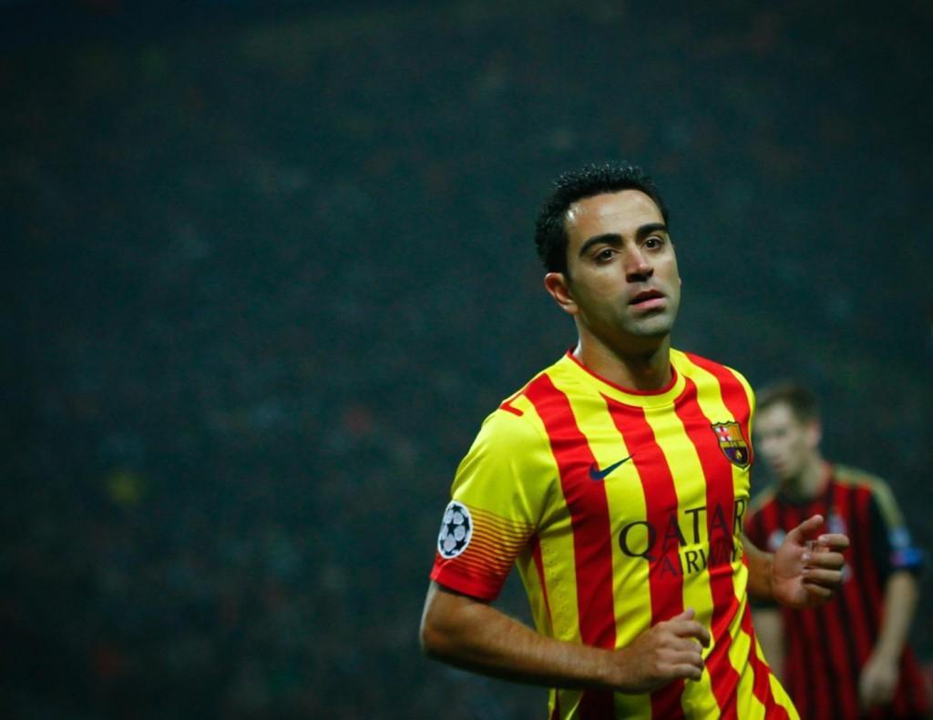 """Xavi: """"Chi se la ricorda l'Inter di Mourinho?"""""""