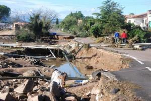 Alluvione Sardegna, 6 indagati per il crollo del ponte di Monte Pino