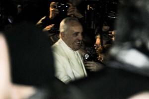 """Papa Francesco: """"No tratta delle novizie. Rischiamo che seminari formino mostri"""""""